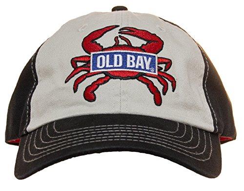 Old Bay Seafood Seasoning Outline Crab Hat ()