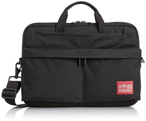 Manhattan Portage Convertible Deluxe Laptop Bag (Black, 13-Inch) by Manhattan Portage