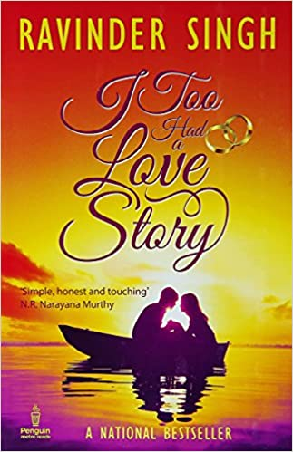 Romantic Books to Read on Valentine's Day 2017: I too had a Love Story