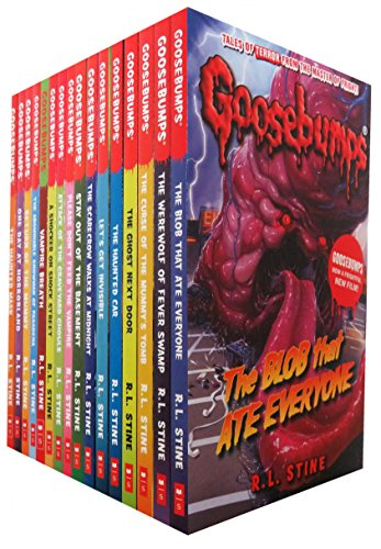 The Classic Goosebumps Series 20 Books Collection Set