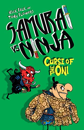 Samurai vs Ninja 4: Curse of the Oni - Kindle edition by ...