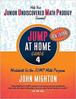 Descargar Jump At Home, Grade 4: Worksheets For The Jump Math Program (jump (junior Undiscovered Math Prodigy)) Epub Gratis