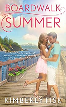 Boardwalk Summer (Berkley Sensation) by [Fisk, Kimberly]