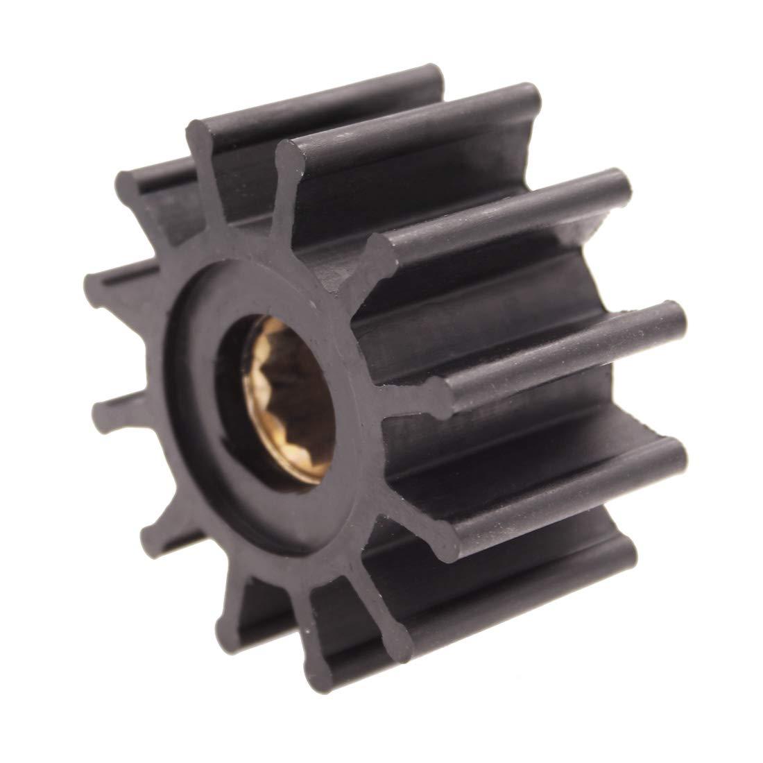 HZYCKJ Impulsor de la bomba de agua Impulsor de enfriamiento del motor interno OEM # 3862281 21951346 825940