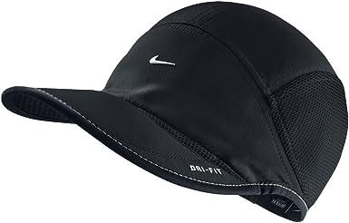 Amazon.com: Nike Dri-Fit Running Cap - One - Black: Clothing