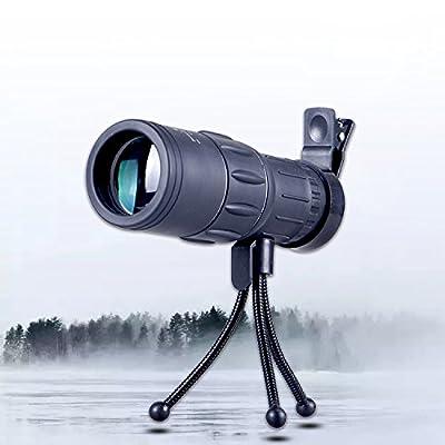 Télescope Optique Monoculaire Optique à L'Extérieur, à Haute Définition, Télescope Haute Définition, Jumelles de Vision Nocturne à Double Tonalité