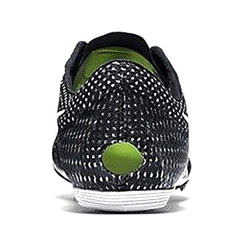 Nike Zoom Seier Avstand Spor Pigger Sko Menns Størrelse 7 (svart, Hvit)