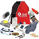 X2GO Premium Emergency Survival Kit