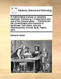 A Mathematical Manual, Edward Hatton, 1140716867