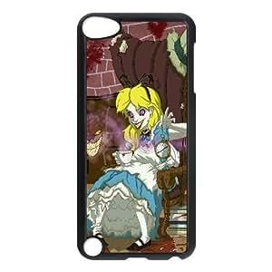 Dark Alice Cartoon iPod TouchCase Black yyfabb-135750