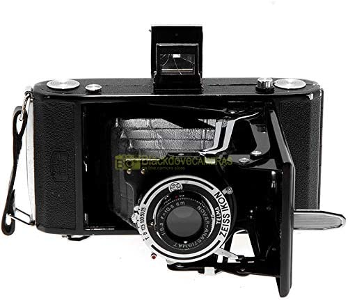 Zeiss Ikon Telma cámara folding 6 x 9 con Anastigmat 10,5 cm f6,3 Revisionada. !