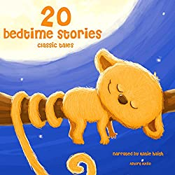 20 Bedtime Stories For Kids