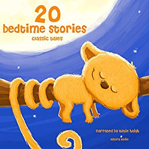 20 Bedtime Stories For Kids Audiobook