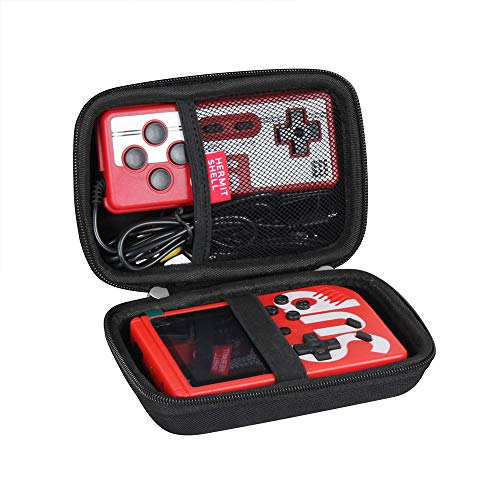 Hermitshell Hard Travel Case for JAMSWALL / Kiztoys / Diswoe / UTTORA / TAPDRA 400 Classical FC Games Handheld Game…