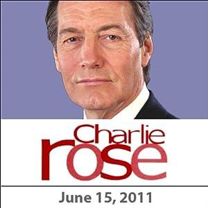 Charlie Rose: J. J. Abrams and Andrew Roberts, June 15, 2011 Radio/TV Program