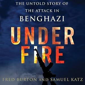 Under Fire Audiobook