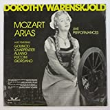 Dorothy Warenskjold: Mozart Arias (Live Performances) / Also Featuring Gounod, Charpentier, Alfano, Puccini, Giordano