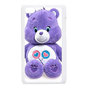 Care Bear iPod Touch 4 Case White Exquisite designs Phone Case KM61169J