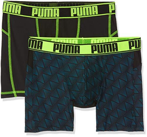 lot 2 Noir Puma Sport black Homme 233 vêtement De Sous Yellow apqqcZOX