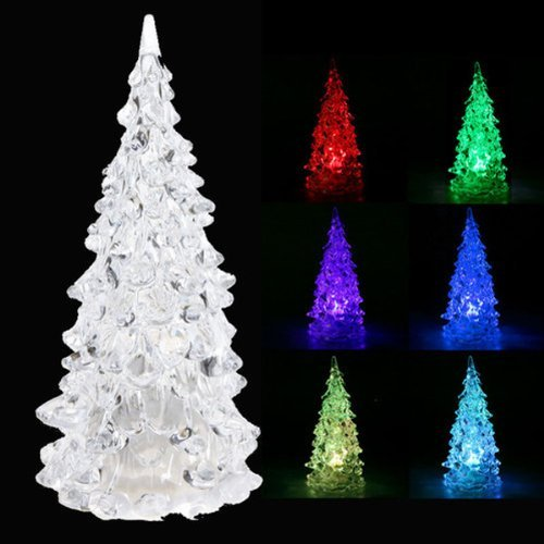 Amazon: LED Christmas Tree Nig...