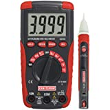 Craftsman 11-function Auto Range Digital Multi-meter and AC Voltage Detector with Flash Light 34-82007