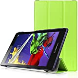Lenovo Tab 2 A8 & Lenovo Tab 3 8 Case - HOTCOOL Ultra Slim Lightweight Stand Cover Case For Lenovo Tab 2 A8-50 & Lenovo Tab 3 8 Tablet, Green