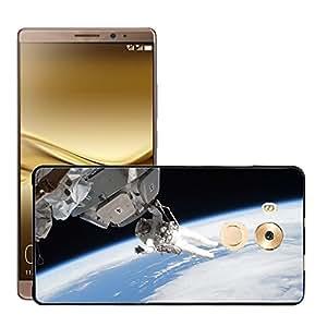 Print Motif Coque de protection Case Cover // M00292270 Estación Espacial Internacional el // Huawei Ascend Mate 8