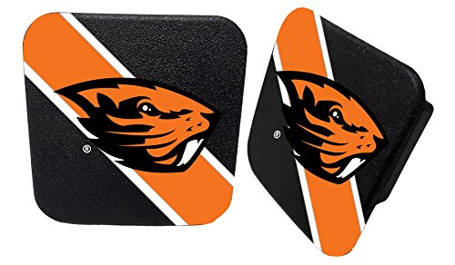 OREGON STATE BEAVERS RUBBER TRAILER HITCH COVER-OREGON STATE BEAVERS HITCH COVER