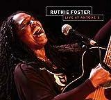 Ruthie Foster Live at Antones (w/bonus DVD)