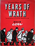 Years of Wrath, David Low, 0575038225