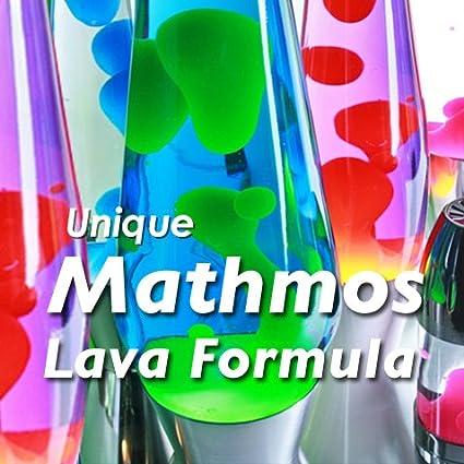 Jaune//Orange Mathmos Lampe /à Lave Astro Cuivre