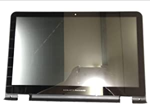 New Replacement 15.6'' HD LCD LED Screen Panel Display Touch Assembly with Bezel 813016-001 For HP Envy M6-P013DX M6-P014DX M6-P113DX