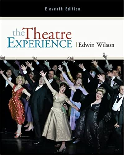 Amazon the theatre experience 9780073382142 edwin wilson amazon the theatre experience 9780073382142 edwin wilson books fandeluxe Images