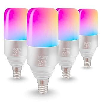 Groupe Avec La Famille 5w Intelligente Et AppDe Par E14Contrôle Partagé Voix Led Des Ampoule Wifi wuXTlOkZPi