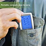 Easy@Home Rechargeable TENS Unit + EMS Muscle