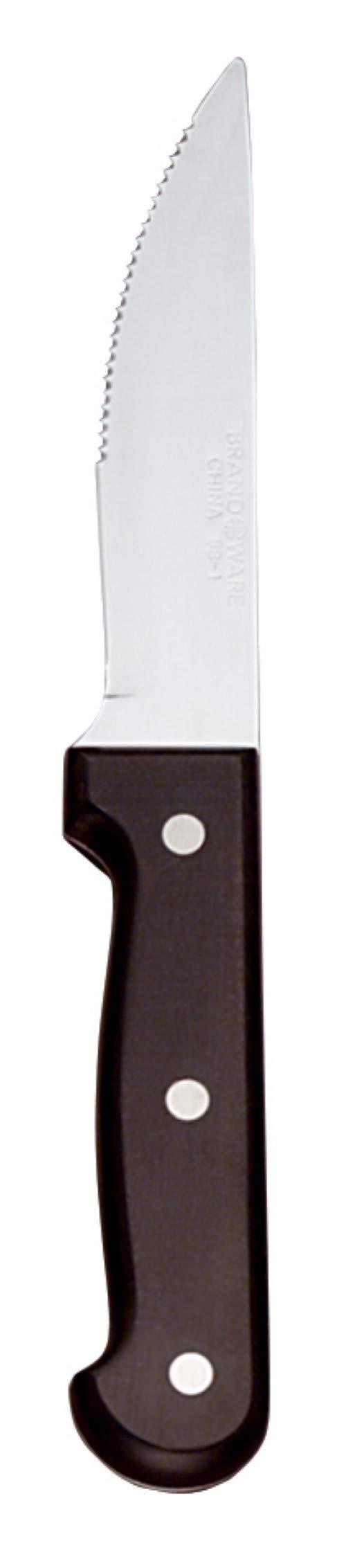 World Tableware Chop House Steak Knife, 8 3/4 inch - 12 per case by World Tableware