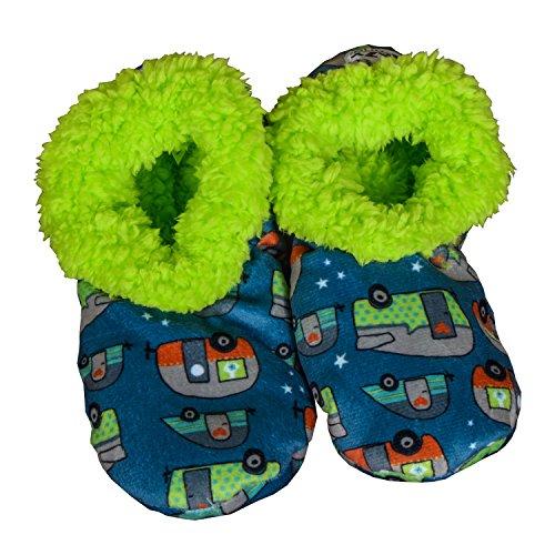Soft Fuzzy Womens Plush House Out Feet Night Feet Slippers Fuzzy Ladies by Slippers Fuzzy LazyOne 0wOryT0q