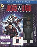 Justice League: Gods and Monsters SteelBook (Deluxe Edition) (BD/DVD/UV Combo)
