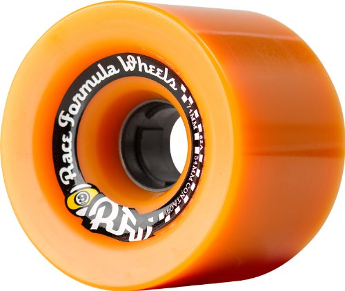 Rueda De Skateboard Sector 9 Race Formula, Naranja, 74 Mm 82a