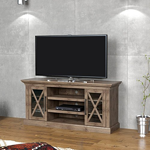 BellO Cottage Grove 58 in. TV Stand - (Spanish Cottages)