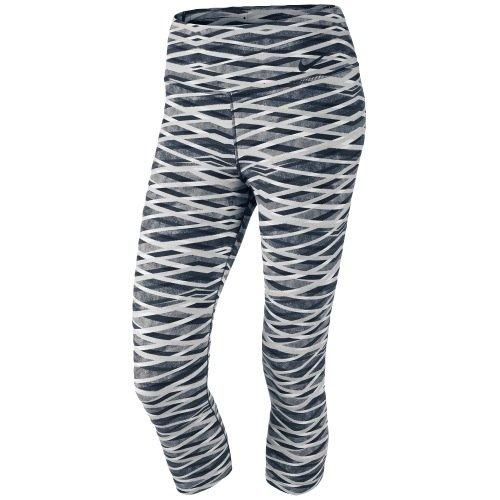 Nike Legendary Dri-Fit Crisscross Tight Trainning Capri Pants 642518 - Black - M