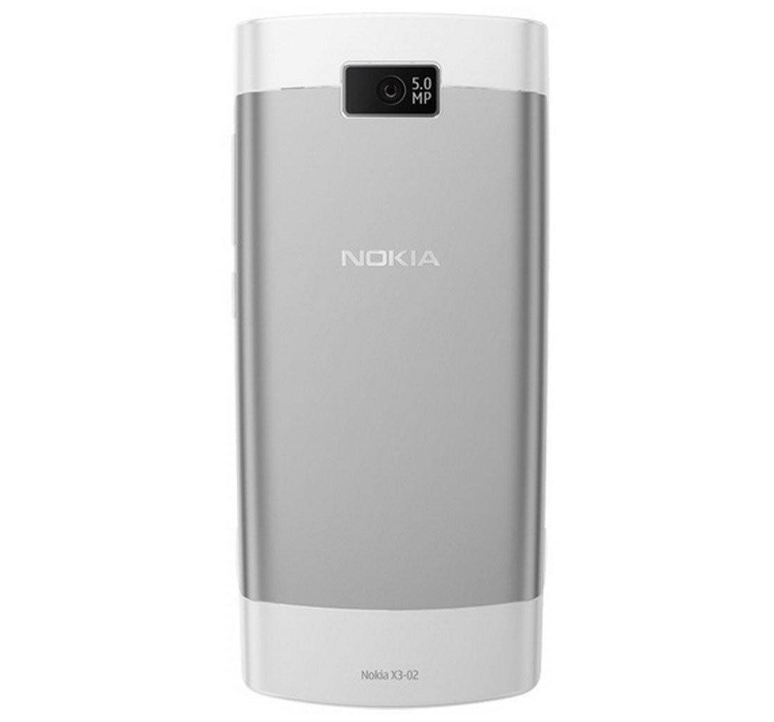 Nokia X3 02 Dark Grey Electronics Asha 501 Dual Sim Resmi Bright Red