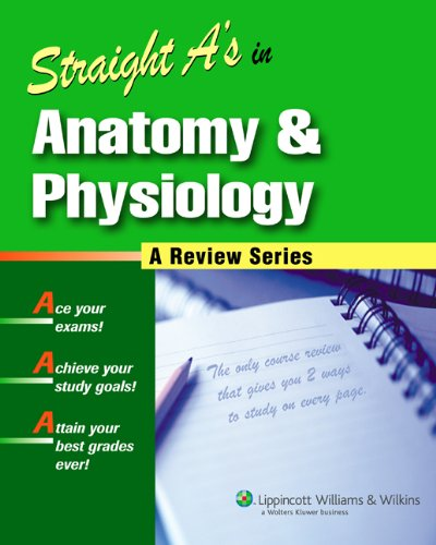 Download Straight As in Anatomy and Physiology book pdf | audio id ...