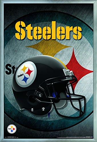 Trends International Pittsburgh Steelers - Helmet Wall Poster 24.25