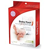 Baby Foot Deep Skin Original Peel Exfoliation for Soft & Smooth Feet - Lavender Scented - Made in Japan