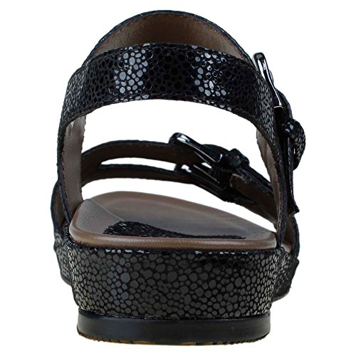Earthies Verdon Femmes US 6.5 Noir Sandales