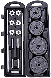 Pro Power Dumbbell Set, DCH-50 KG