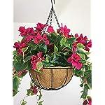 Lopkey-Artificial-Bougainvillea-Enthusiasm-Hanging-Flower-Hanging-Basket-Decorative-Silk-Plant