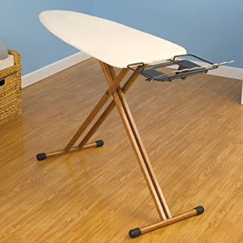Amazon.com: Household Essentials 901500-1 Wide Top 4-Leg