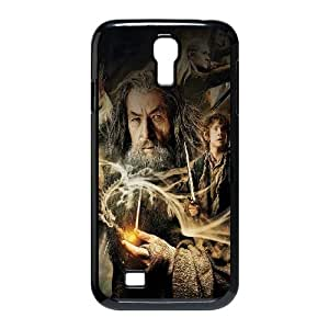 Samsung Galaxy S4 9500 Cell Phone Case Black_Desolation Of Smaug Hobbit Film Face Ausqj